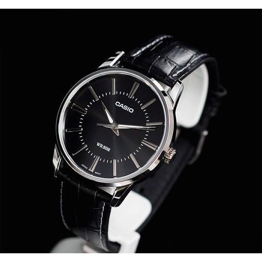 Đồng hồ nữ dây da Casio Standard LTP-1303L-7BVDF- Chính hãng