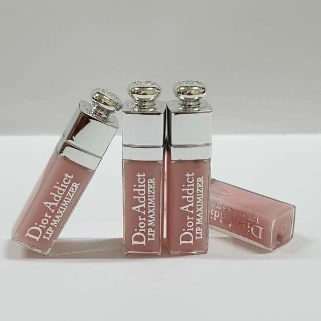 Son dưỡng Dior Lip Maximizer Collagen Activ mini 2 ml.
