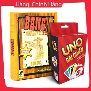 [Trợ giá] Combo BANG! & Uno