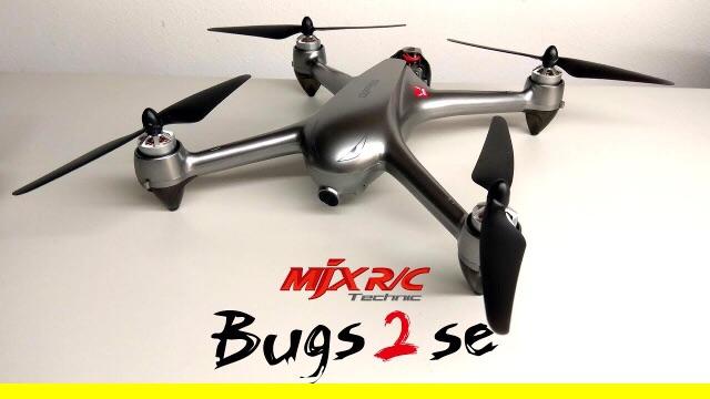 flycam bugs 2 se gps tự bay về & quay full hd 1080p