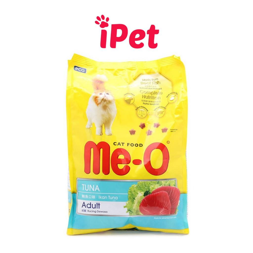 [Mã SKAMPUSH10 giảm 10% đơn 200K] Thức Ăn Cho Mèo - Thức Ăn Hạt Cho Mèo Me-O 350gr - iPet Shop