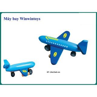 [Xả Kho] Đồ chơi gỗ cho bé các loại máy bay hàng Winwintoys Việt Nam có ảnh thật – Đồ chơi thông minh