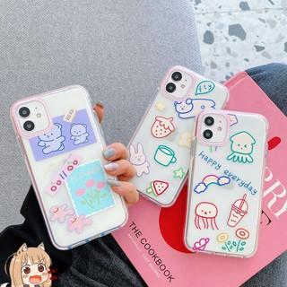 Ốp Điện Thoại Thời Trang Cho Iphone 11 Pro Xs Max Xr I 8 I 7 6s Plus Se 2