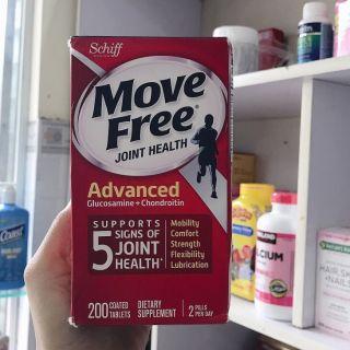 Viên uống Move free 200 viên