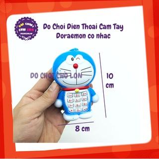 Đồ chơi điện thoại cầm tay Doraemon dùng pin có nhạc KT8 - KhaDiTOYS - Đồ chơi phát nhạc thumbnail