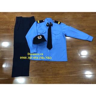 Quần áo bảo vệ tay dài vải si kèm đầy đủ phụ kiện- Hình thật thumbnail