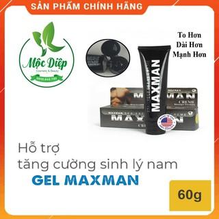 Gel MAXMAN (Chính hãng) -Tăng kích thước và kéo dài thời gian thumbnail