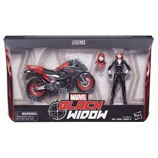 Mô hình Marvel Legends Black Widow chính hãng từ Mỹ
