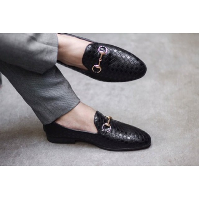 Giày Lười loafer Hq-411