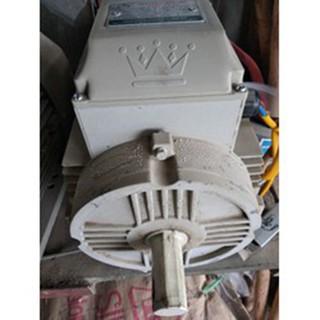 Mô tơ điện 1 pha 220V 2200w(3hp) tốc độ 1500 động cơ điện 1 pha 220 V khởi động toàn phát (đồng hàn quốc 100%)