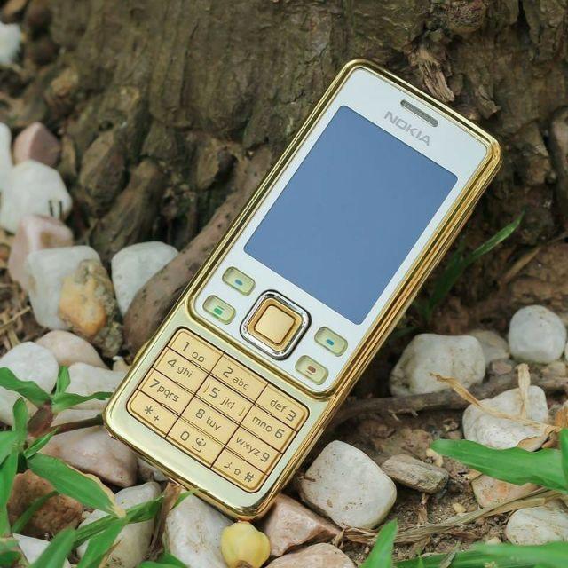 điện Thoại Nokia 6300 Vàng Gold Sapphire Shopee Việt Nam