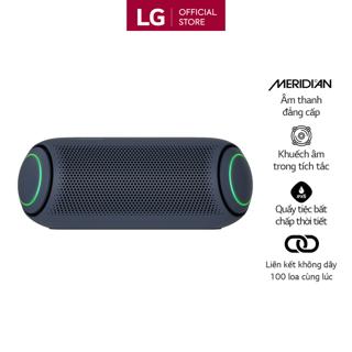 Loa Bluetooth Di Động LG Xboom Go PL5B - Hàng Chính Hãng - Màu Xanh Đen thumbnail