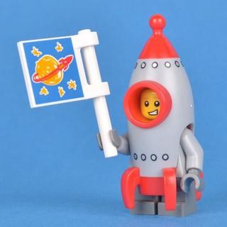 Lego chính hãng – Minifigures Series 17 – Rocket Boy