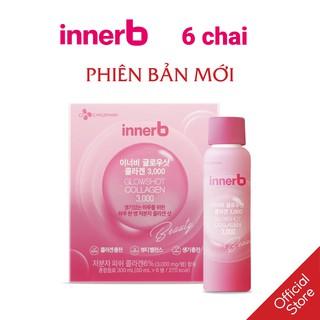 Hộp 6 Chai Nước Uống Bổ Sung Collagen Innerb Glowshot Collagen 50mlx6 thumbnail