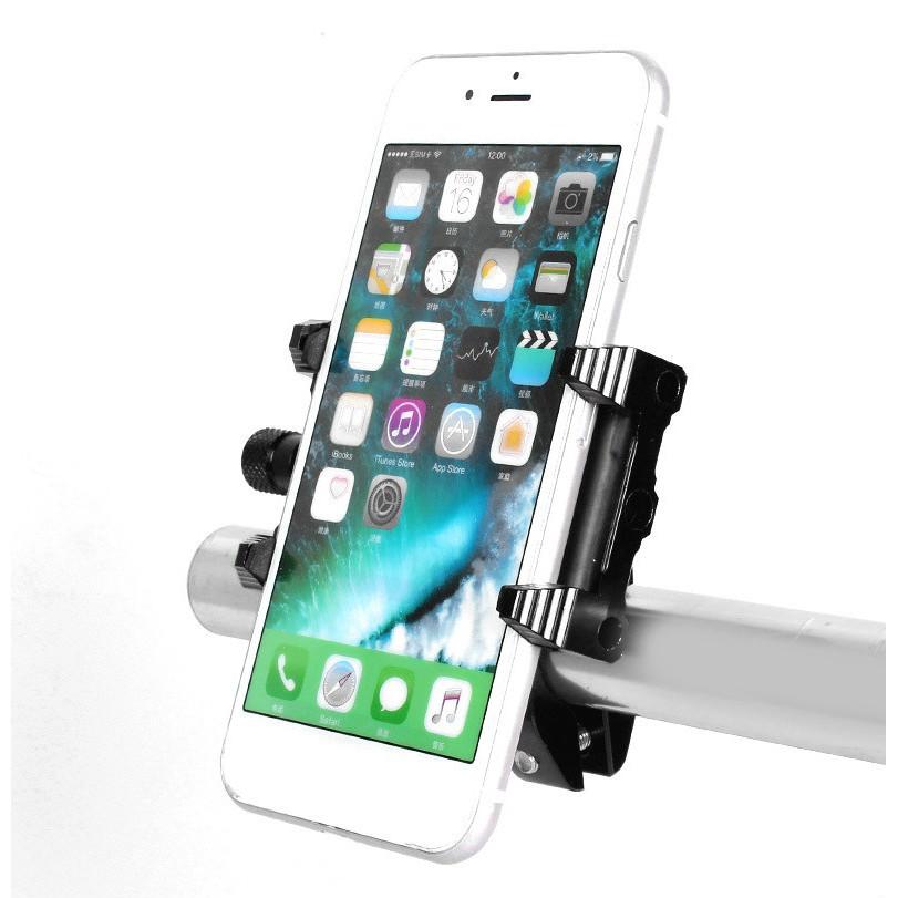 Giá đỡ điện thoại chống sốc cho xe máy / xe đạp