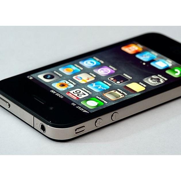 ĐIỆN THOẠI IPHONE4 -8GB .Chính hãng APPLE . Giá cho người nghèo có iPhone ( đã tải ứng dụng về máy )