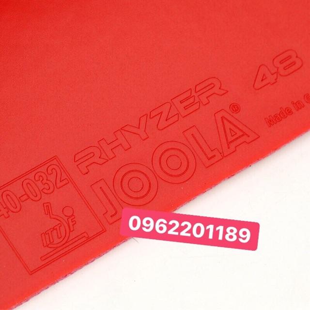 Mặt vợt bóng bàn Joola RHYZER 48