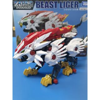 Thú Vương Đại Chiến Zoids 025 Beast Liger