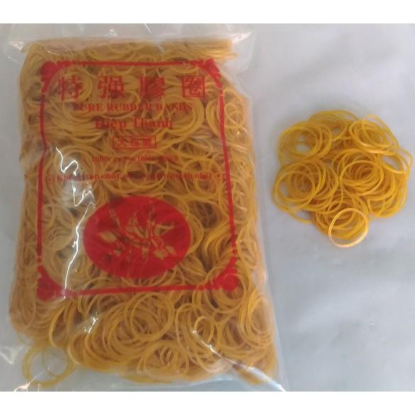 20gr dây thun màu vàng (20gr khoảng 80-100 sợi)