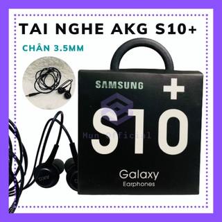 Tai Nghe Nhét Tai AKG S10+ Dùng Được Cho Tất Cả Điện Thoại Có Chân Tai Nghe 3.5mm [Bảo Hành 1 ĐỔI 1]