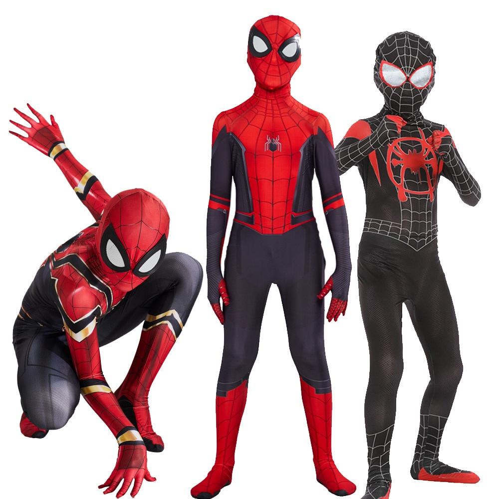 Bộ đồ hóa trang siêu anh hùng cho bé
