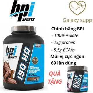 WHEY PROTEIN ISO HD 100% PURE ISOLATE PROTEIN – WHEY TĂNG CƠ
