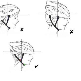 Mũ Bảo Hiểm Xe Đạp 2.2 X10 Màu Đen Bằng Pvc Chất Lượng Cao