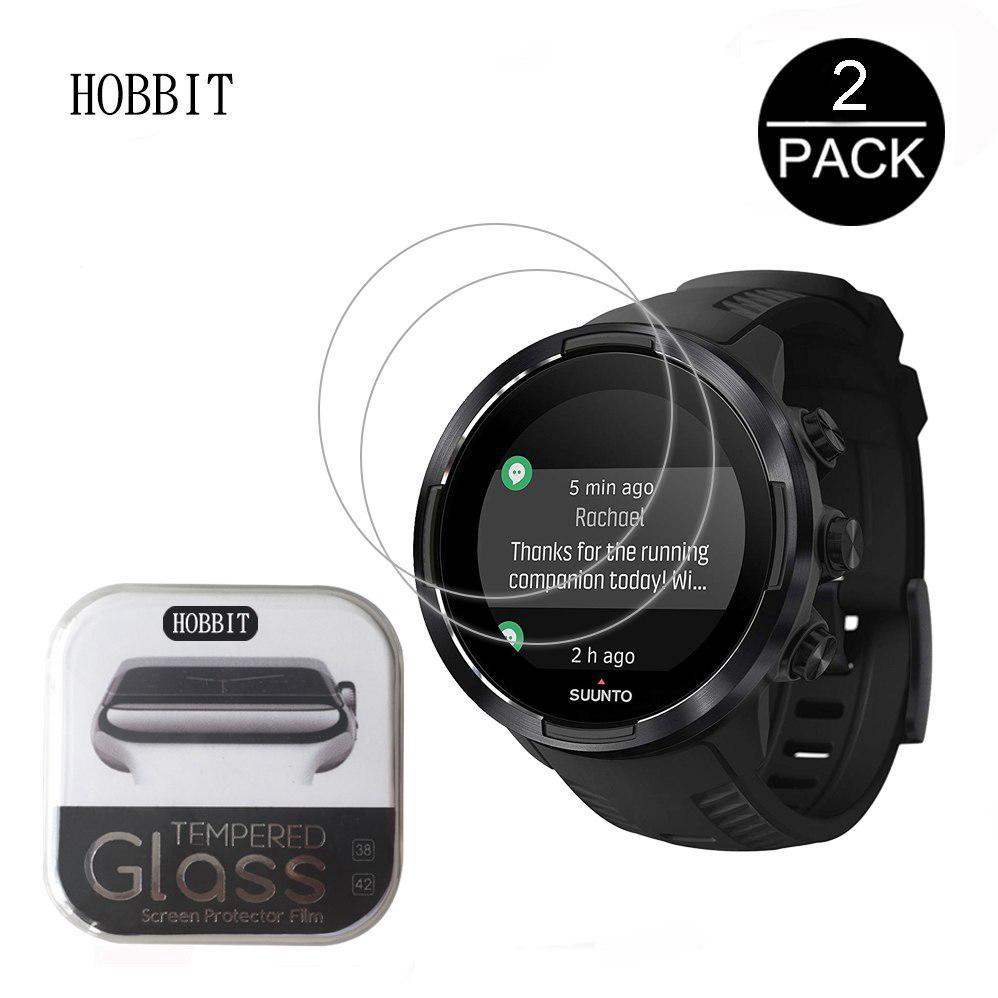 Miếng dán kính cường lực bảo vệ chống cào xước dành cho đồng hồ thông minh SUUNTO 9 BARO