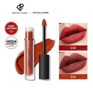 Son kem lì Perfect Diary Matte Liquid Lip 9 Series 3g