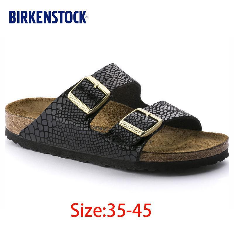 Dép đế trấu Birkenstock thời trang của Đức