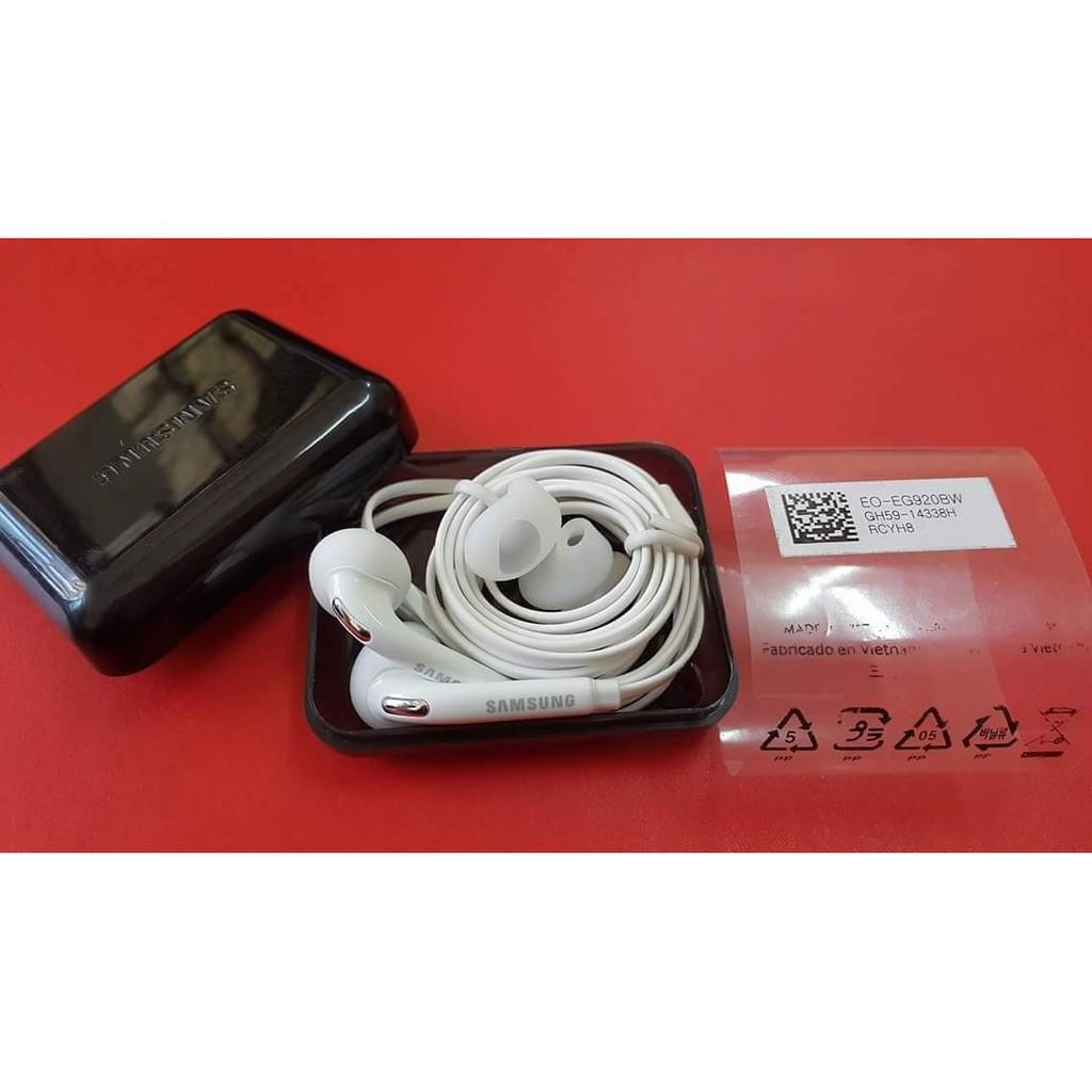 Tai nghe Samsung S7 Edge Bóc máy ( Tặng Kèm 2 Núm