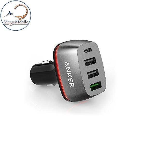 [CHÍNH HÃNG] Sạc ô tô Anker 4 cổng, 54w, 1 cổng USB-C, 1 cổng QC 3.0 và 2 cổng PowerIQ - A2240 - 3471109 , 1215643566 , 322_1215643566 , 651000 , CHINH-HANG-Sac-o-to-Anker-4-cong-54w-1-cong-USB-C-1-cong-QC-3.0-va-2-cong-PowerIQ-A2240-322_1215643566 , shopee.vn , [CHÍNH HÃNG] Sạc ô tô Anker 4 cổng, 54w, 1 cổng USB-C, 1 cổng QC 3.0 và 2 cổng Power