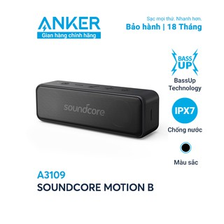 [Mã ELANKER200K giảm 9% đơn 899K] Loa bluetooth ANKER SoundCore Motion B - A3109