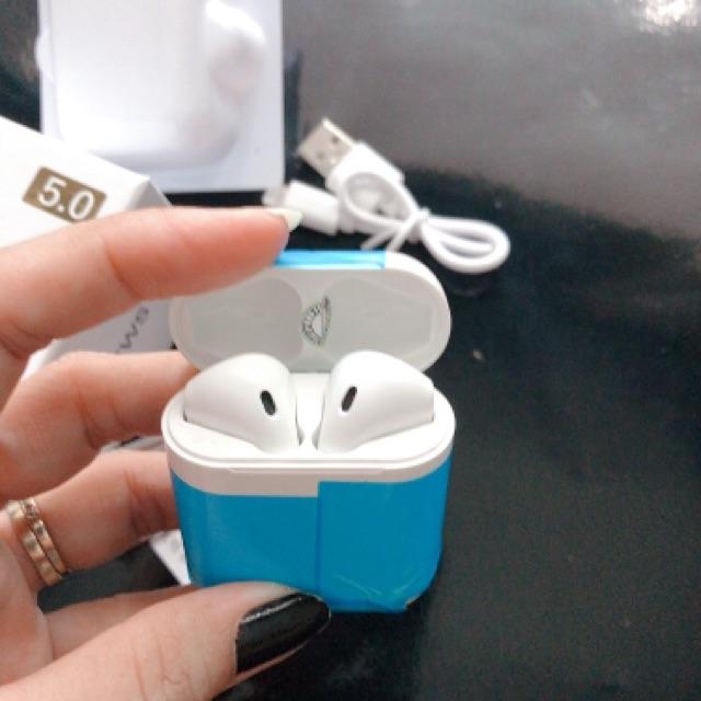 Tai nghe Bluetooth ko dây i9s 5.0