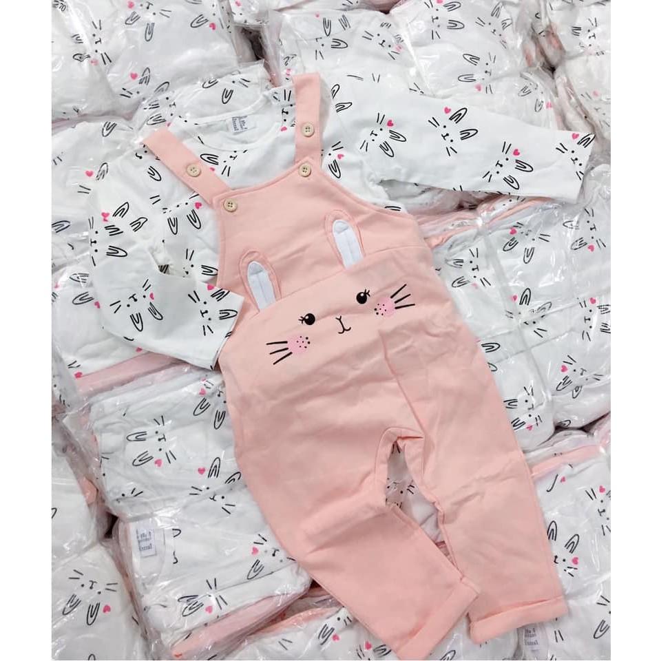 Yếm thỏ HM siêu xinh dành cho bé gái