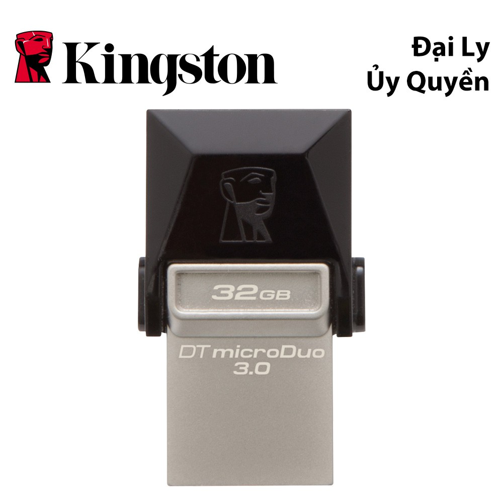 USB KINGSTON DATA TRAVELER DTUO3 32GB - HÃNG PHÂN PHỐI CHÍNH THỨC