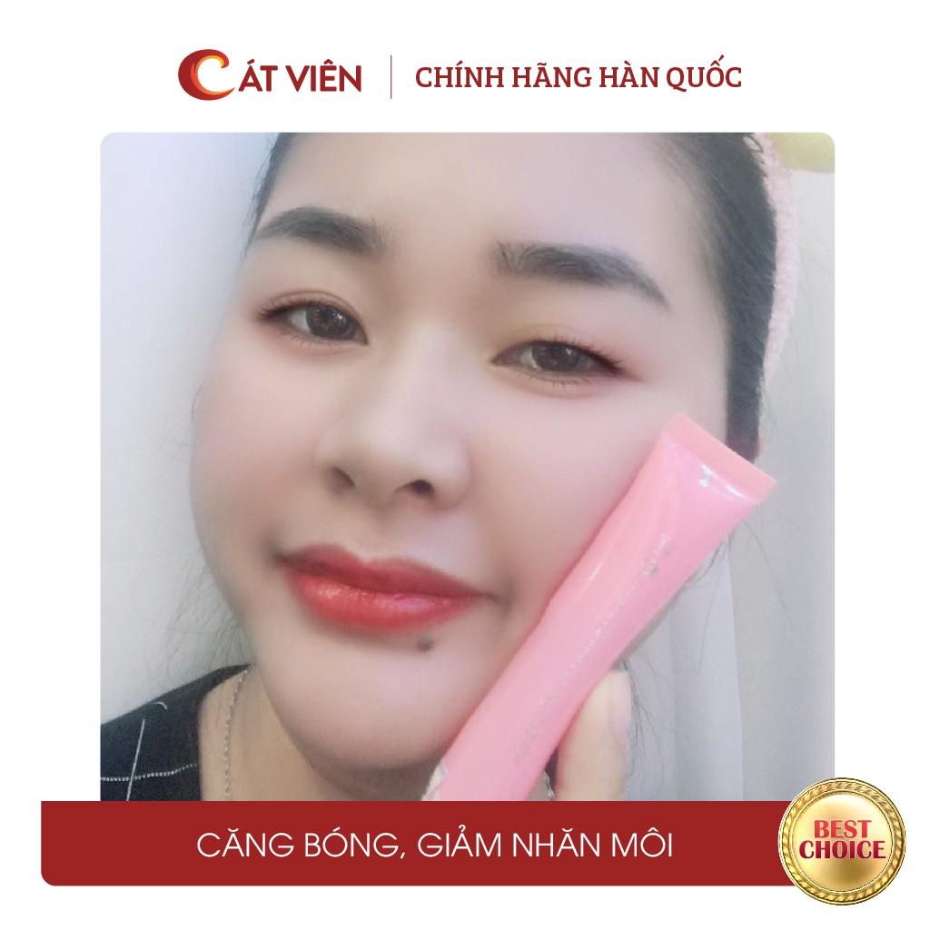 Son dưỡng kích màu Vip Collagen, sử dụng sau phun xăm, giúp giảm thâm, giữ màu môi bền, đẹp hơn - 5 tuýp