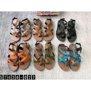 Sandal DSQ2 Quai Dú Gỗ