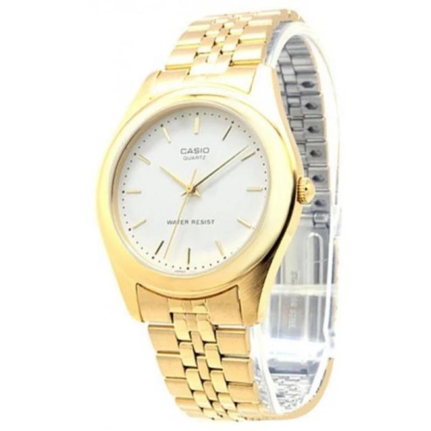 Đồng hồ nam dây kim loại Casio chính hãng Anh Khuê MTP-1129N-7ARDF