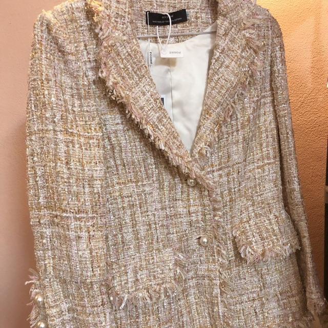 ❗️SALE❗️Set dạ tweed cao cấp hàng QCCC