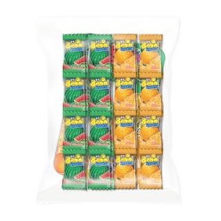 Hình ảnh Kẹo sing gum Big Babol Shapeez Hỗn Hợp Cam và Dưa Hấu dạng dây treo (64 Viên) 415g-2