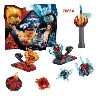 LEGO Ninjago Spinjitzu – Lốc Xoáy Tối Thượng – 70663, 70664, 70684