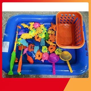 [FLASH SALE] Bộ bể câu cá nam châm cho bé