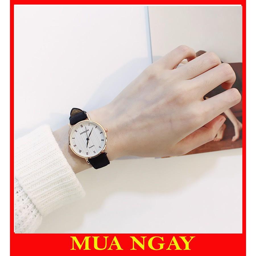 Đồng hồ nam nữ Candycat thời trang thông minh giá rẻ DH22