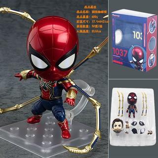 Nhân vật Spiderman Avengers cute để bàn