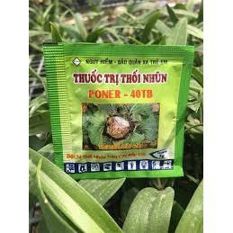 [Giá sỉ] Thuốc Poner - 40TB đặc trị thối nhũn cho hoa lan và cây trồng siêu rẻ siêu tốt siêu chất lượng - 22769231 , 6607346066 , 322_6607346066 , 40000 , Gia-si-Thuoc-Poner-40TB-dac-tri-thoi-nhun-cho-hoa-lan-va-cay-trong-sieu-re-sieu-tot-sieu-chat-luong-322_6607346066 , shopee.vn , [Giá sỉ] Thuốc Poner - 40TB đặc trị thối nhũn cho hoa lan và cây trồng s