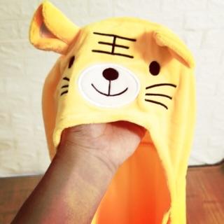 Khăn tắm Hổ vàng cho bé thumbnail