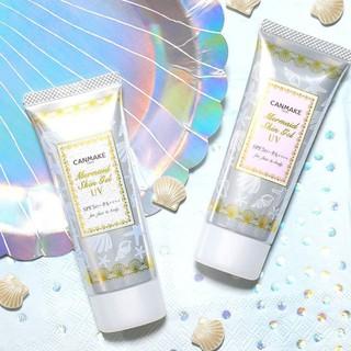 Kem lót chống nắng Canmake Mermaid Skin Gel UV SPF50 PA++++ Nhật - Gel dưỡng chống nắng lên tone Canmake Mermaid Nhật thumbnail