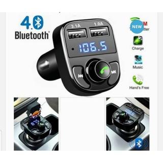 Cổng Sạc Đa Năng Ô tô Tự Kết Nối Bluetooth Hàng USA