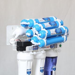 Máy lọc nước aqua lead từ 8 đến 11 cấp lọc không tủ